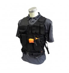 DZI First Response Level IIIA Tactical Vest