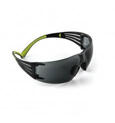 3M SecureFit 400 Series Safety Glasses - Grey