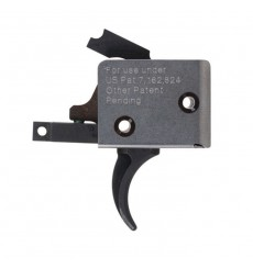 CMC Triggers Single Stage 3-3.5 Lb Pull Trigger Group - Tactical model -  Curved