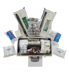 DZI Regulation Shop/Office First Aid Kit for Up To 50 People
