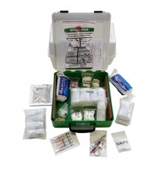 DZI Regulation Small Shop/Office First Aid Kit for Up To 4 People
