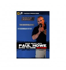 Panteao DVD: Make Ready with Paul Howe: Intro to Home Defense