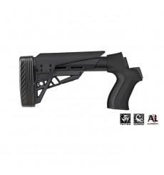 ATI TactLite Adjustable Shotgun Stock for Remington 870 - Black