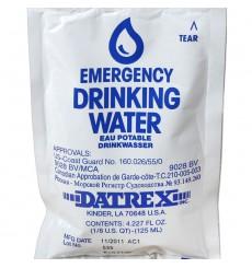 Datrex Emergency Water Sachets - Case